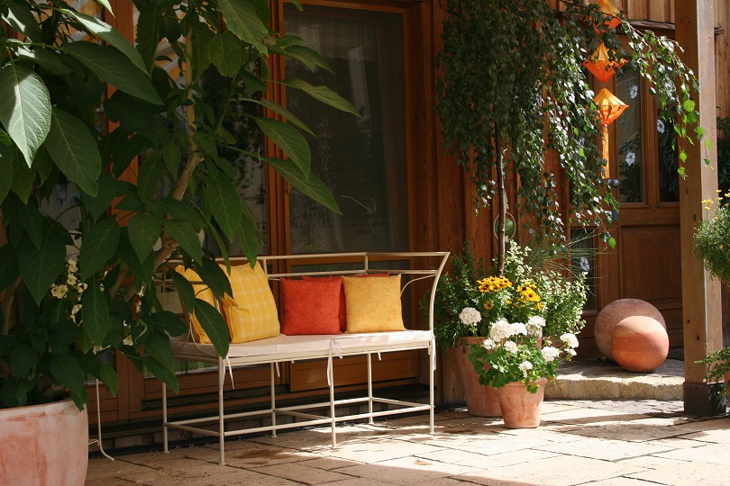 Tipps Ideen Fur Mediterrane Gartengestaltung ǀ Haas Blog