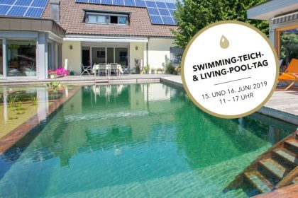 Swimming-Teich- & Living-Pool-Tag 2019