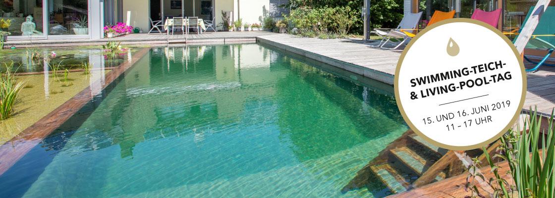 Swimming-Teich- & Living-Pool-Tag 2019