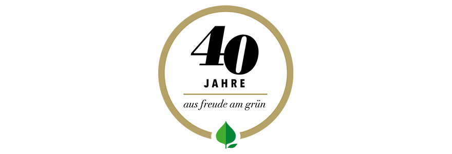 40 Jahre Haas Galabau