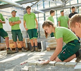 Ausbildung bei Haas Galabau