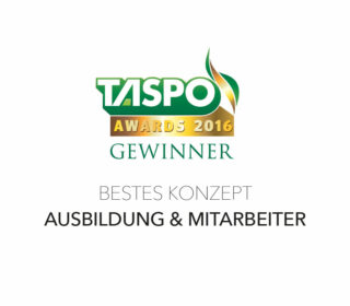 Taspo Award Gewinner